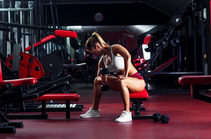 Co zabrać na siłownię?