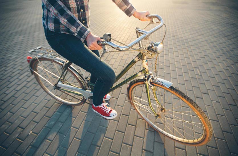 Rowery miejskie typu holender