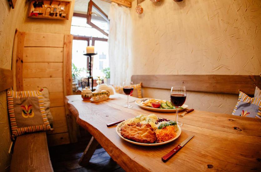 Restauracja Serwująca Tradycyjną Kuchnię Polską