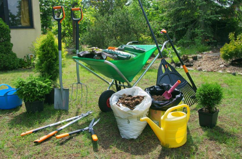 Jak kompleksowo zadbać o ogród, czyli wybór właściwego sprzętu