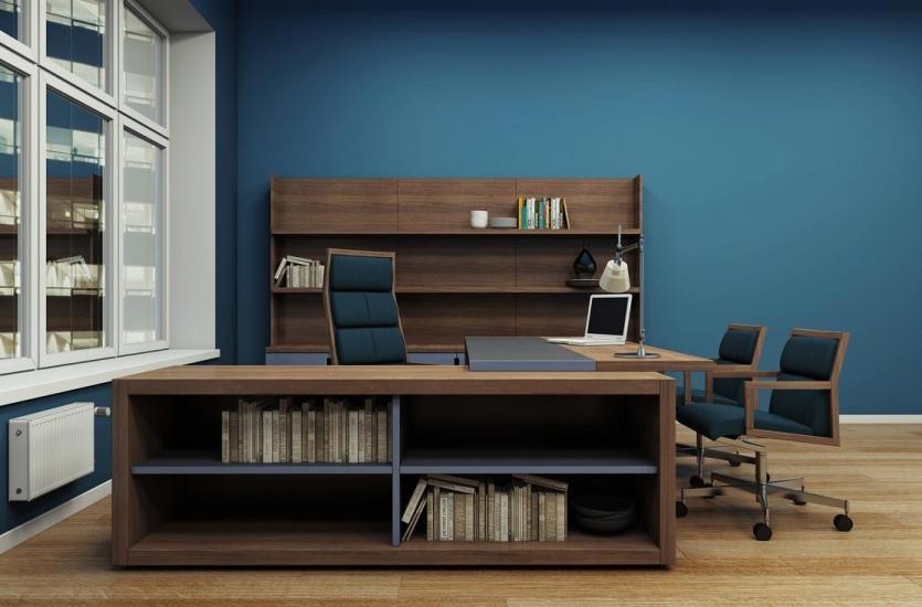 Jak wybrać idealne meble do gabinetu?