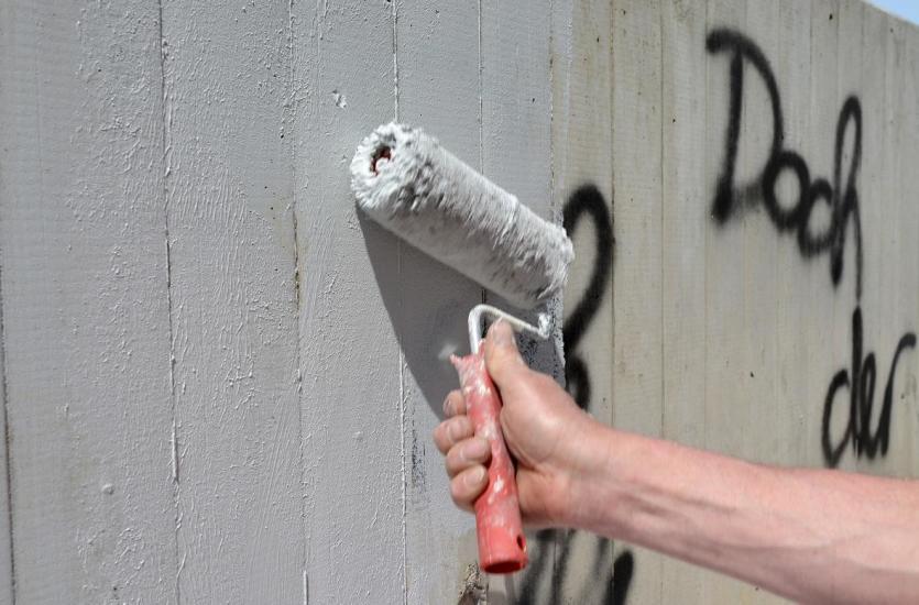 Jak pozbyć się graffiti?
