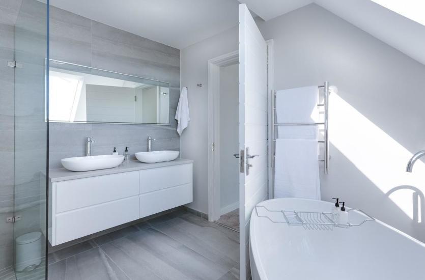 Kilka Porad W Jaki Sposób Zaprojektować Modną łazienkę