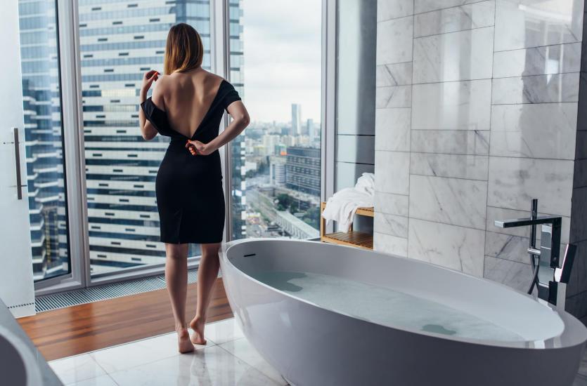 Płytki łazienkowe Ponadczasowe Rozwiązanie