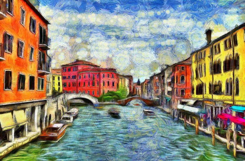 Reprodukcje malarstwa – sztuka dla każdego