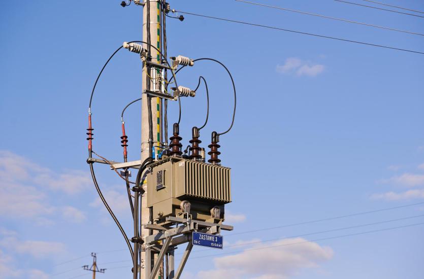 Budowa sieci elektroenergetycznej SN i stacji transformatorowych SN/nn
