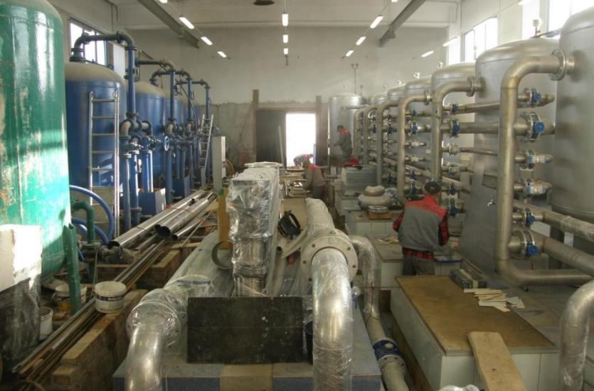 Zaprojektuj i wykonaj – Stacja Uzdatniania Wody – przetargi
