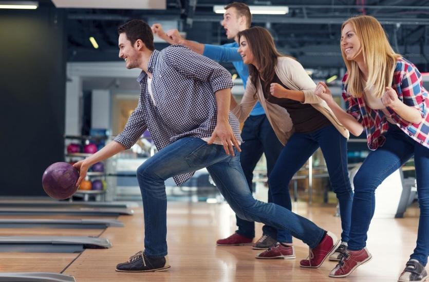 Bowling jako ciekawy pomysł na integrację firmową