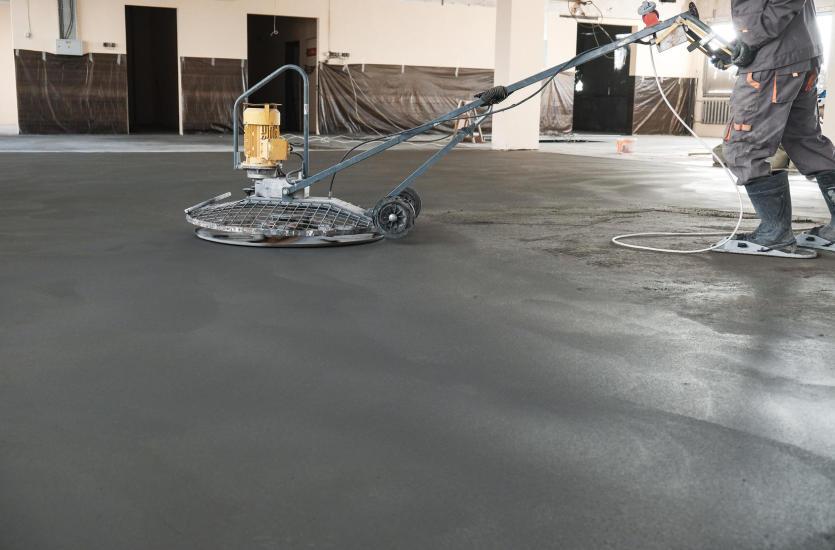 Jakie korzyści daje zastosowanie wylewki betonowej?