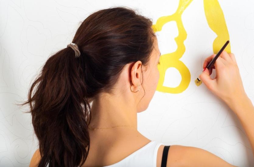 Wykorzystanie murali w aranżacji wnętrz