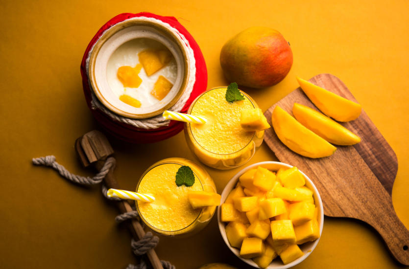 Mango lassi – orientalny sposób na orzeźwienie