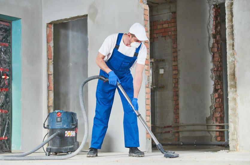 Niełatwe sprzątanie po budowie czy remoncie – jak sobie z nim poradzić?