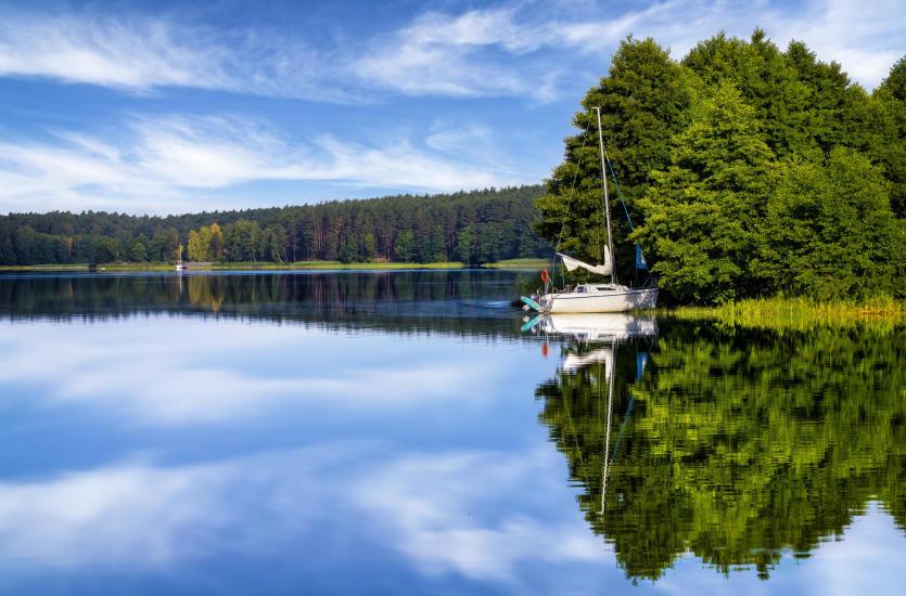 Kaszuby – kraina jezior na północy Polski. Co warto tam zobaczyć?