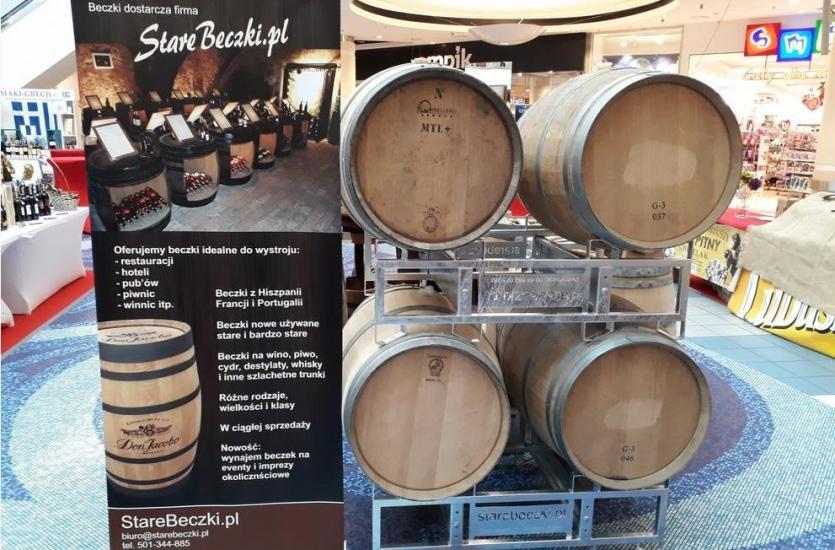 Szeroko wyspecjalizowana firma z branży winiarskiej