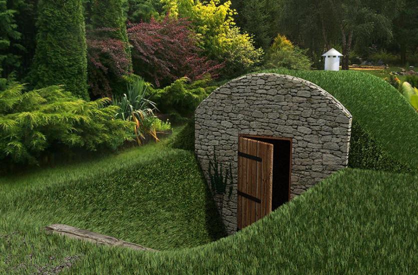 Prefabrykowane betonowe piwnice ogrodowe