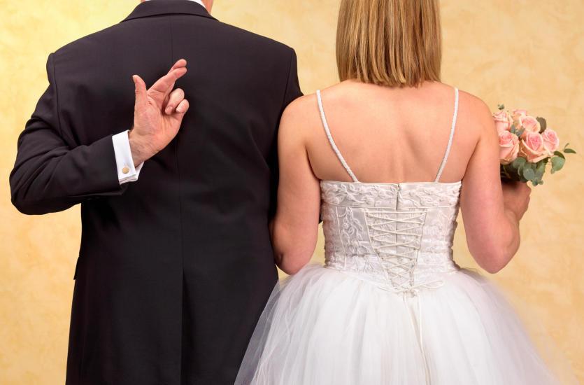 Стоит ли проверять прошлое будущего мужа или жены до замужества?