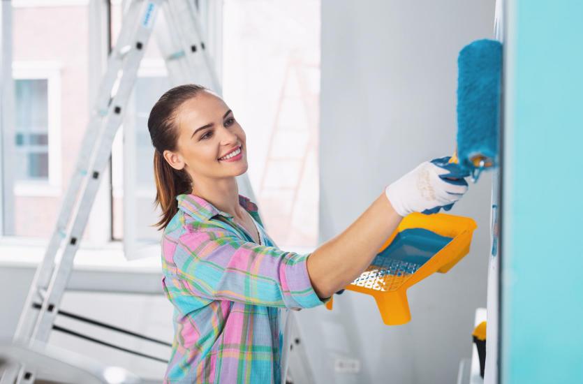 Jak samodzielnie przeprowadzić remont mieszkania?
