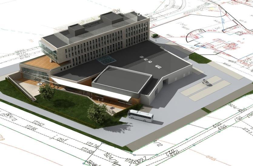 Projekt nietypowego obiektu zadaniem dla profesjonalnego architekta