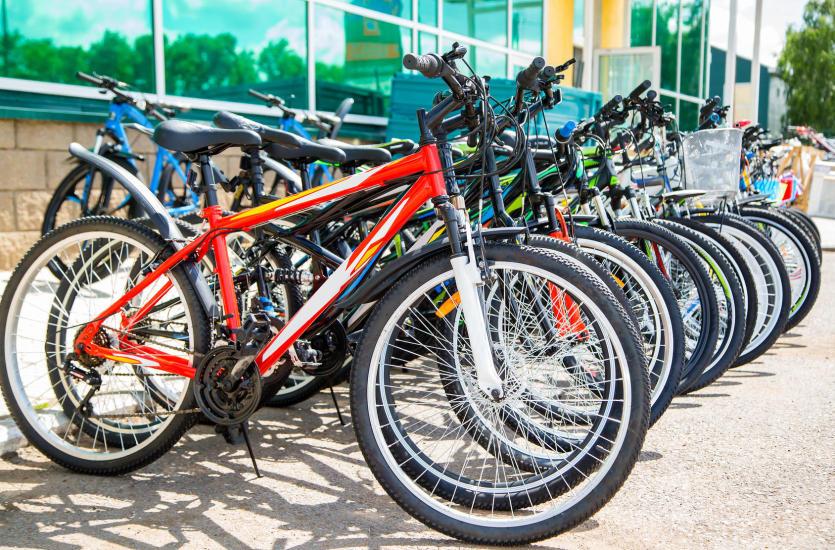 Kompleksowe usługi renomowanego sklepu rowerowego