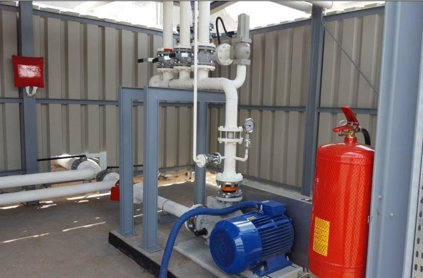 Wymagające prace z zakresu budowy i modernizacji stacji paliw