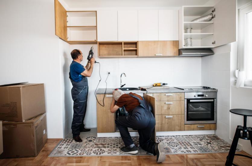 Ремонт кухни - что нужно знать, прежде чем решиться на это?