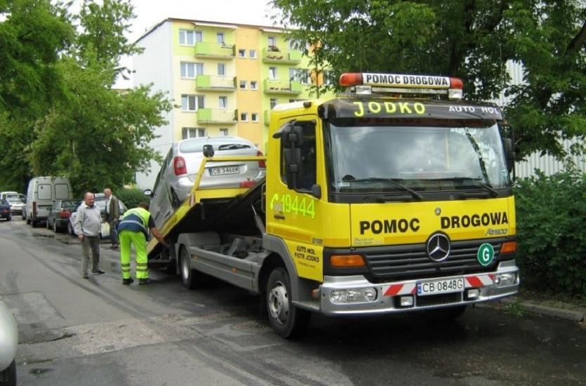 Niezawodna pomoc drogowa