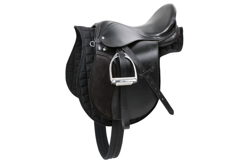 Profesjonalne siodło ujeżdżeniowe dla konia