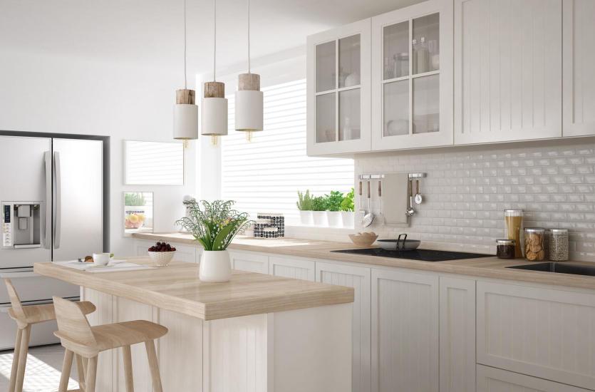 Biała Kuchnia Inspiracje Jak Urządzić Kuchnię W Bieli