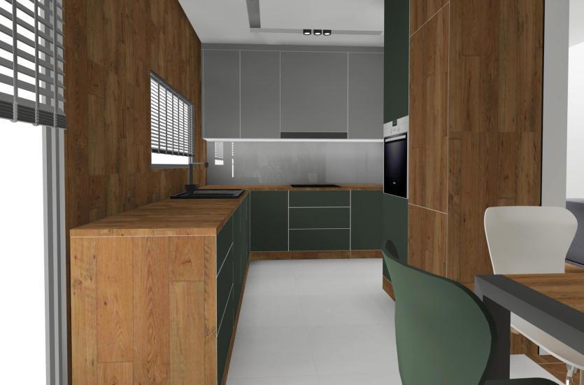Właściwa aranżacja kuchni i łazienki