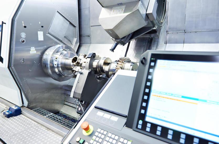 Projektowanie i budowa maszyn przemysłowych