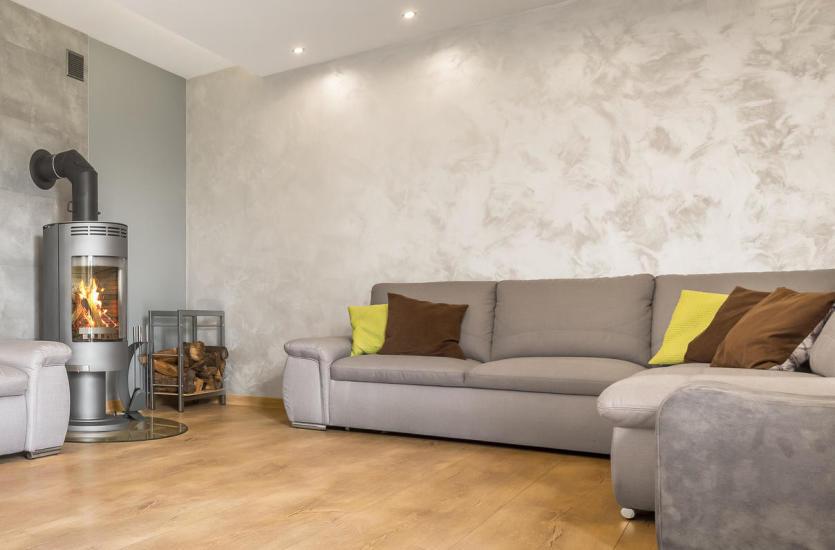 Estetyczne ściany Dzięki Wysokiej Jakości Tynkom Dekoracyjnym
