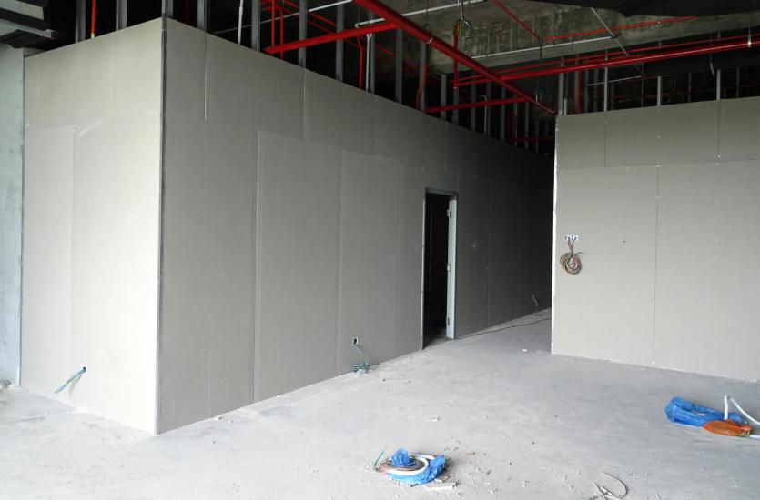 Przesuwanie ścian działowych w domach