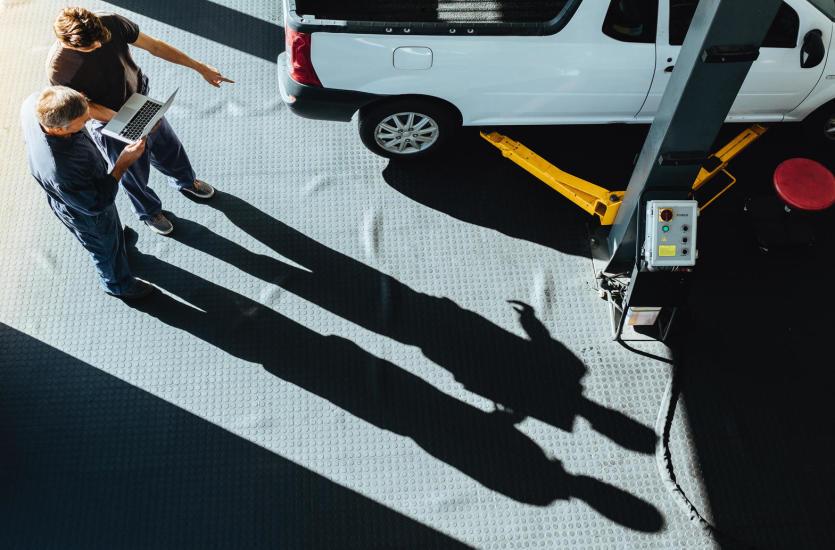 Pełen zakres badań technicznych na stacji kontroli pojazdów
