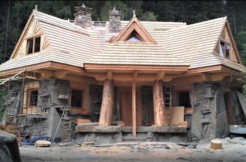 Elementy konstrukcyjne wykonywane w profesjonalnej stolarni