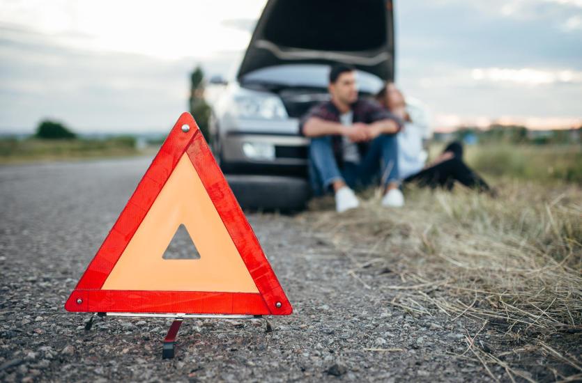 Kiedy możemy wezwać pomoc drogową?