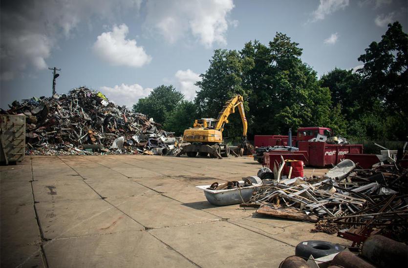 Jakie konkretnie odpady przyjmują skupy złomu?