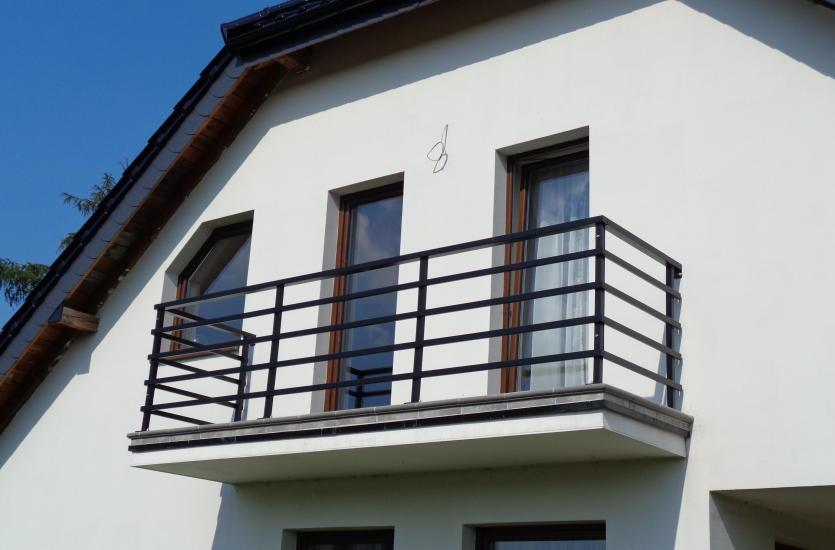 Wspaniały Jakie balustrady zewnętrzne wybrać na balkon lub taras? YC49