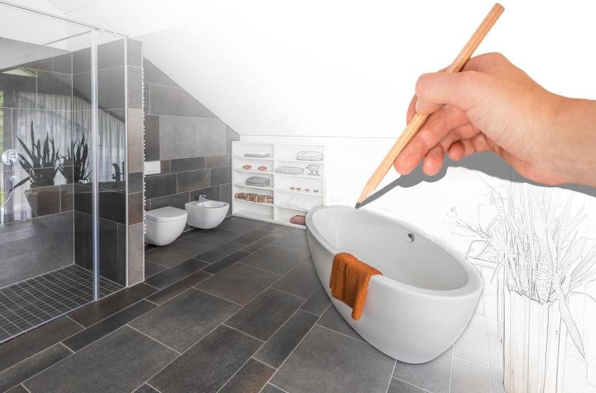 Wanna Wolnostojąca W Małej łazience Czy To Dobry Pomysł