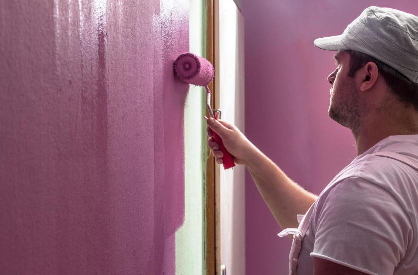Jakie farby do malowania ścian? – rodzaje farb