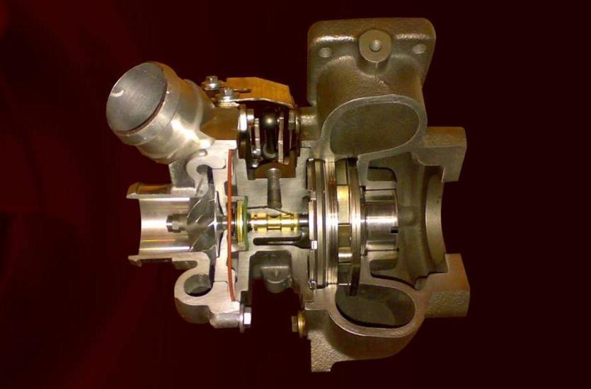 Serwisowanie turbosprężarek samochodowych