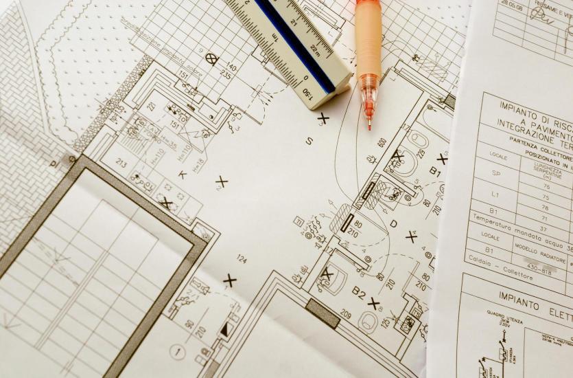 Opracowywanie map do celów projektowych