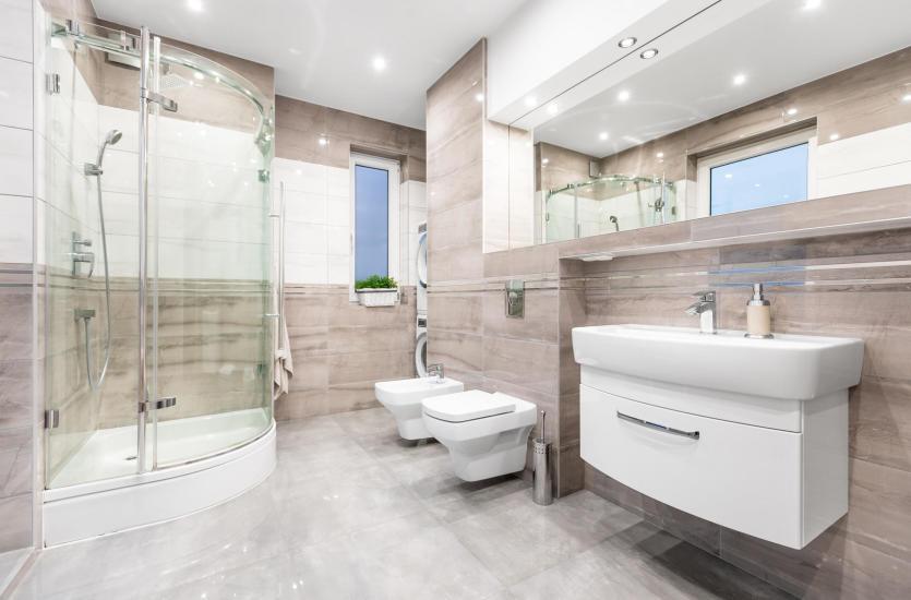 Aranżacja łazienki Nowoczesne I Komfortowe Rozwiązania