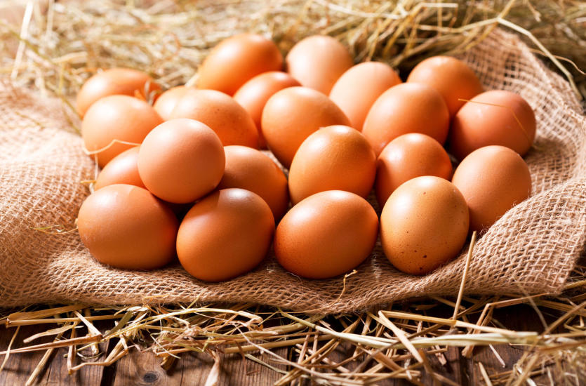 Jaja i ziemniaki tylko z gospodarstw rolnych