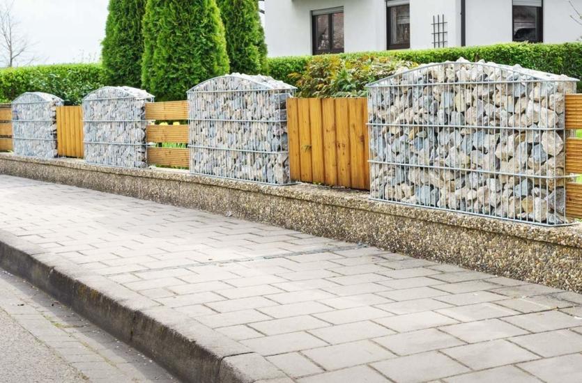 Kamień W Dekoracji Domu Ogród Elewacja Wnętrza