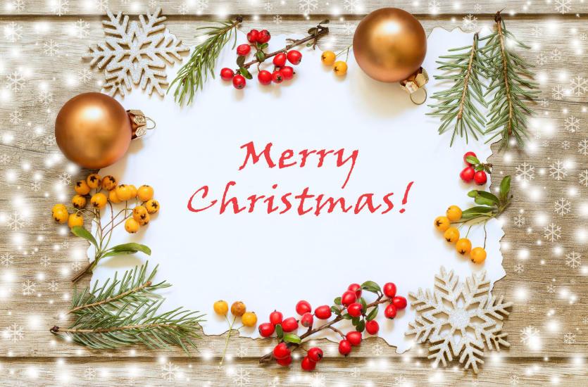 W jaki sposób powstają pocztówki świąteczne?