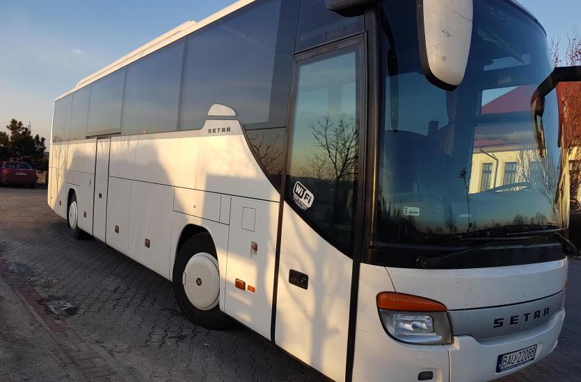 Bus linia: POLSKA – NIEMCY – HOLANDIA – BELGIA!