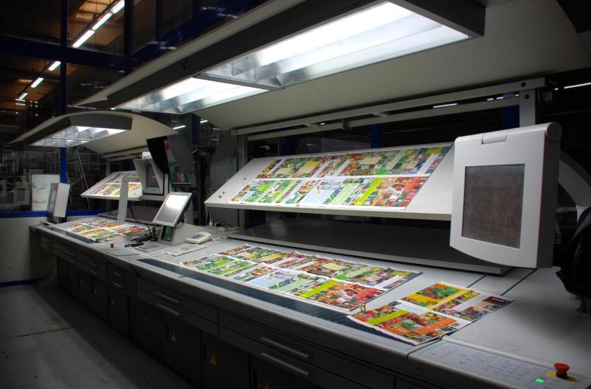 Usługi w zakresie druku oferowane przez Sm Projekt