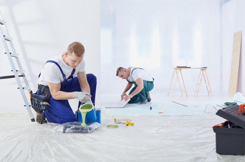 Jakie usługi remontowo-budowlane świadczy firma Bud-Max?