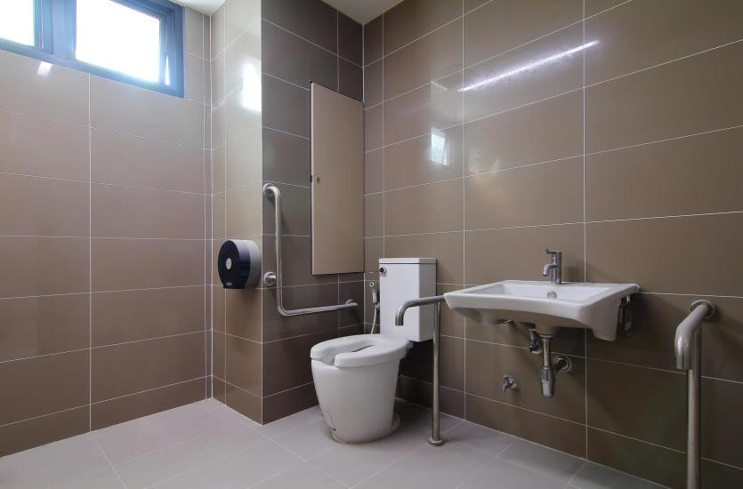 Udogodnienia W łazience Dla Osoby Niepełnosprawnej