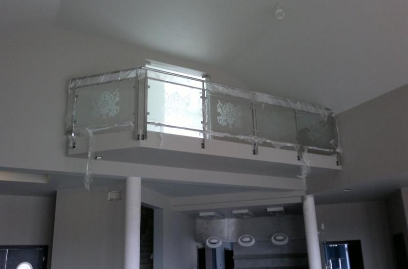 Wykorzystanie szkła we wnętrzarstwie